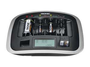 Tronic Fast Battery Charger With USB Port1 £12.99 at Lidl Sunday 4th November