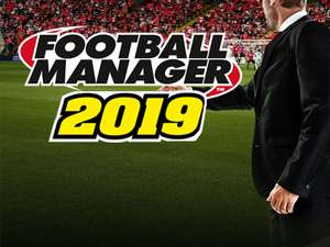 Football Manager 2019 Steam Cloud Activation Key £18.67 @ scdkey (with code)