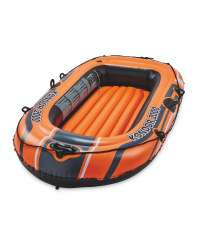 Adult sized bestway inflatable dinghy £7.99 (+ £2.95 postage) at Aldi