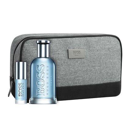 Hugo Boss Bottled TONIC Gift Set 100ml EDT Spray + 8ml EDT + Toiletry Bag £39.95 Del w/code @ Fragrance Direct