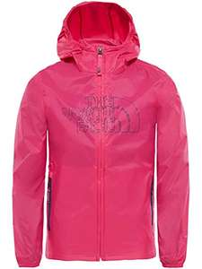 THE NORTH FACE FLURRY WIND girls Waterproof jacket, £10.17 at Amazon