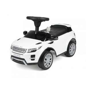 Official Licensed Range Rover Evoque Foot to Floor Ride On Car in White - 6 Melodies and Horn was £49.99 now £29.99 C+C @ Ryman