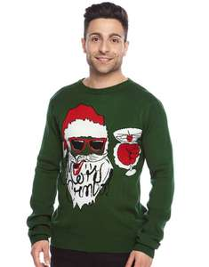 knitted Christmas Jumper from £7.90 Delivered w/c @ Charles Wilson