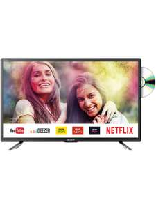 "Sharp LC24DHG6131K 24"" HD Ready Smart with Built in DVD Player - £135.15 @ Crampton and Moore / eBay"