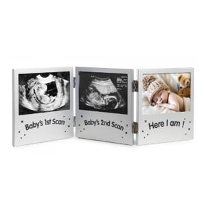 VonHaus Baby Scan Photo Frame £5.99 + Free del @ Domu