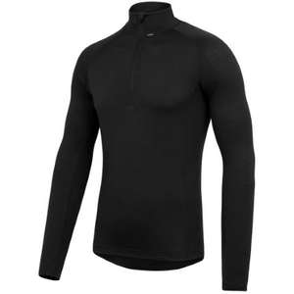dhb Merino Long Sleeve Zip Neck Base Layer (M_200) £27 @ Wiggle