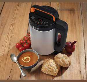 Morphy Richards soup maker £39.99 with discount code @ Morphy Richards