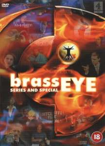 Brass Eye Series and Special / The Day Today : Complete BBC Series (Preowned DVD) £1.99 each delivered @ Music Magpie