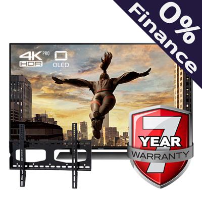 Panasonic TX-65EZ952B 65 inch OLED 7 year warranty + free wall bracket £1995 @ TPS