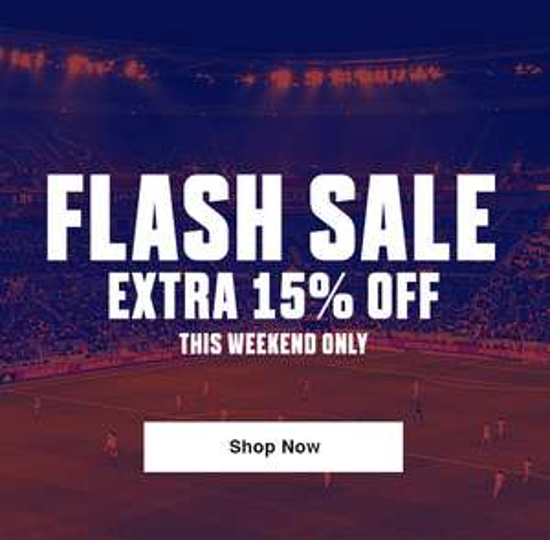 Kitbag Extra 15% Off Flash Sale + Free C+C