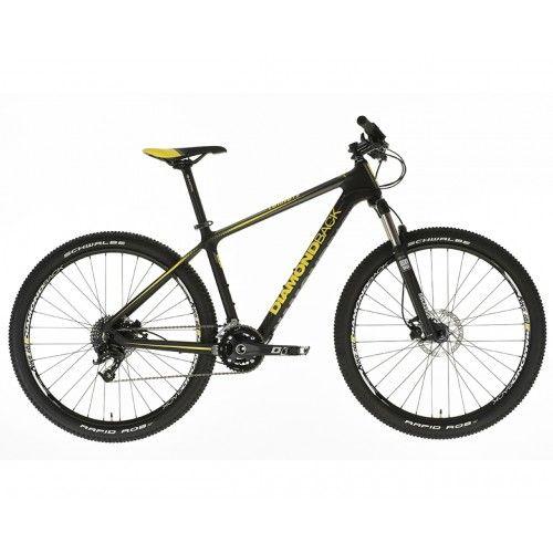 "DiamondBack Lumis 1.0 27.5 Mountain Bike (15"") Carbon frame 10 speed SRAM £549 delivered @ jejamescycles"