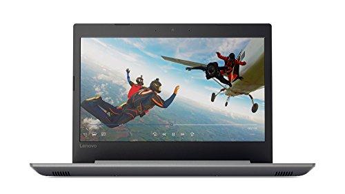 Lenovo IdeaPad 320 14-Inch Laptop - Platinum Intel Core i3-7100U Processor, 4 GB RAM, 128 GB SSD, Windows 10 Home £319.99 @ Amazon