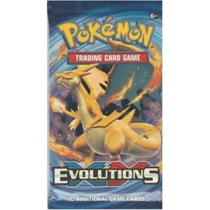 Pokemon Evolutions booster pack £1.95 each Reprint of Original base set or 21 packs for £36.95 using code (works out £1.75) @ Chaos Cards