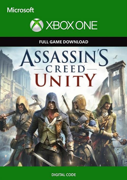 Assassins Creed Unity Xbox One 99p @ CDKeys