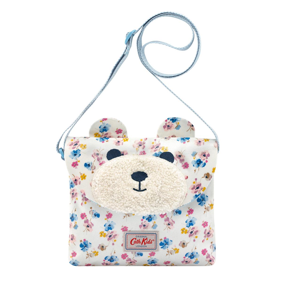 Cath Kidston girls' bear handbag £8.10 with code - Free c&c