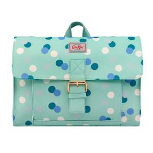 Cath Kidston large spot satchel £14.40 with code