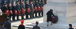 FREE TAXI IN LONDON for all those going to and from the Remembrance Day Ceremony