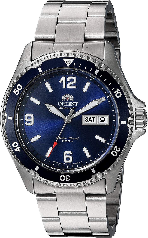Orient mako 2 blue £95.87 - Amazon UK via US global shipping