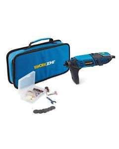 Aldi's Workzone 170W Rotary Tool £4.99