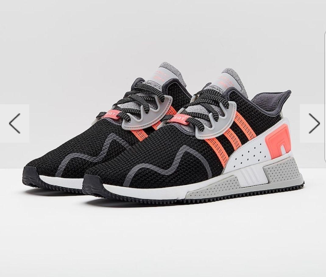Adidas Originals EQT Cushion Adv - Black £45 +£3.95 del @ Pro Direct Select