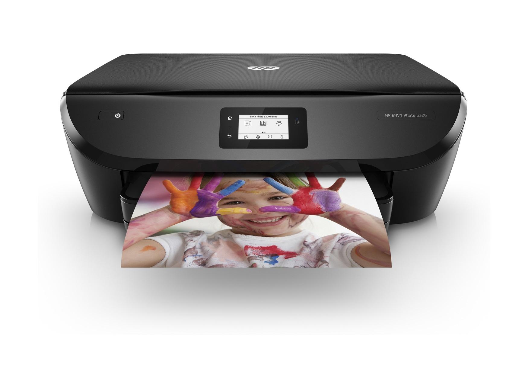 HP Envy Photo 6220 - £49 (£30 off) + £30 cashback + £32 Instant ink value = -£13!