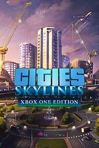 Cities: Skylines Xbox One Edition £12.80 @ Xbox (Deals With Gold)