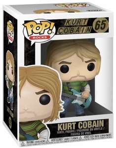 Kurt Cobain Pop Vinyl @ EMP for £6.99 (+ £3.99 delivery w/out backstage, free with)