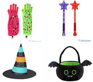 Argos Halloween sale further reductions 90% off
