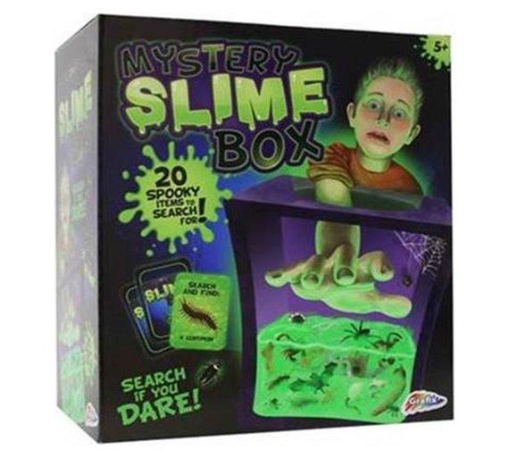 Mystery  Slime Box 90p @ Argos