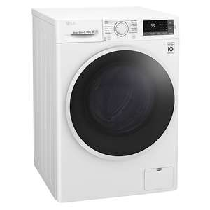 LG 8+4kg 1400 Spin Washer Dryer in White W5J6AM0WW £395 for co-op members @ Co-op electrical