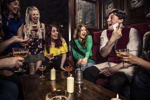 Half Price voucher for The Blackpool Tower Dungeon for a Group of 4 @ £21.50 - Radio Wave