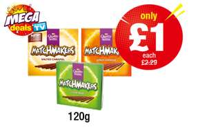 Quality Street Matchmakers ONLY £1 @ Premier Stores Mickleover Derby