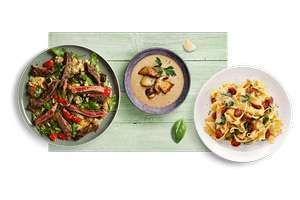 3x Meal Fresh Recipe Box for 2 just £12.50 delivered @ Morrisons Eat Fresh
