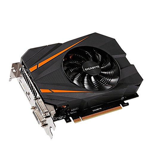 Gigabyte GeForce GTX 1070 Mini ITX OC 8GB at Amazon for £317.73