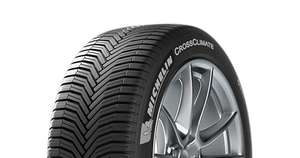 MICHELIN CrossClimate+ 205/55HR16 buy 4 and receive £40 prepaid Visa (£60.90 fully fitted) or Primacy 4 205/55VR16 (£51.40) @ F1 Autocentre