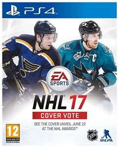 NHL 17  PS4 £5.99 @ argos ebay