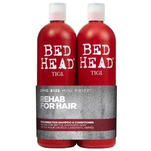 TIGI Bed Head duos from £12.20 delivered free @ Justmylook