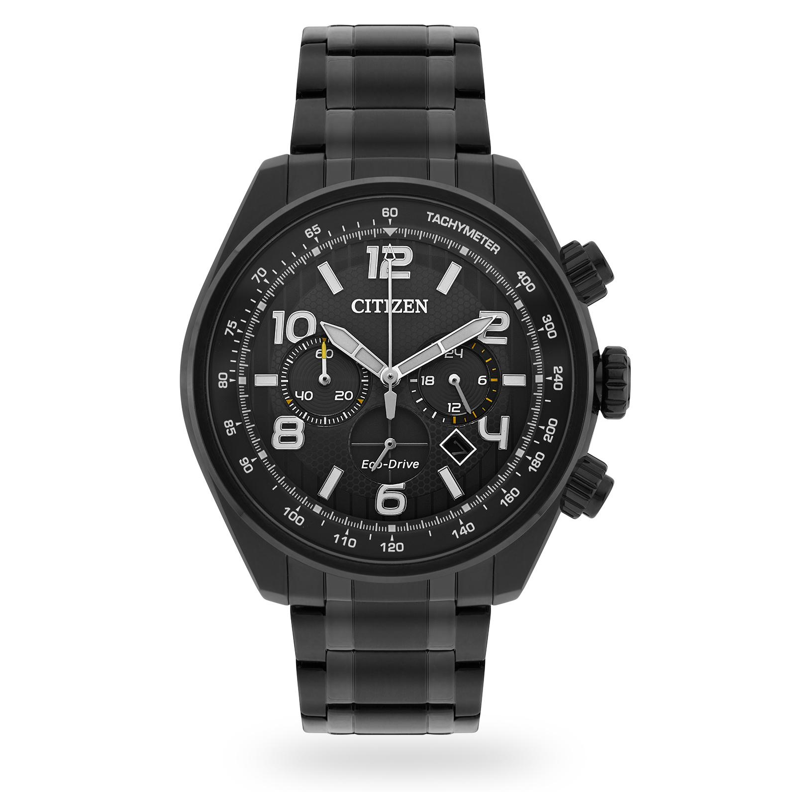 Citizen CA4335-53H Eco-Drive  Mens Black Watch,  £125 @ Goldsmith