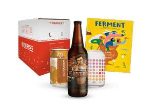 Christmas craft beer pack 8 -free delivery (no subscription) £12 Beer52