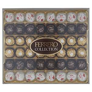 Ferrero Collection, 48 Pieces down to £10 at Amazon - Prime exclusive