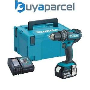 Makita 18v LXT Combi Hammer Drill, 1 x 3.0ah Battery, Charger - £115.99 @ Ebay / buyaparcel-store