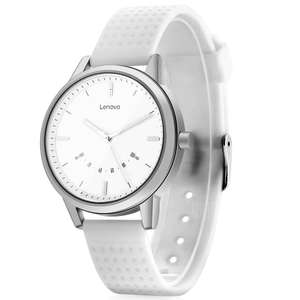 Lenovo Watch 9 Wristband - White - No Codes Required £13.48 @ Gearbest