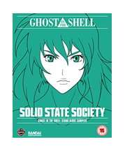 Ghost In The Shell SAC (Blu-rays) only £6.99 each @ Base [The Laughing Man /  Individual Eleven / Solid State Society]