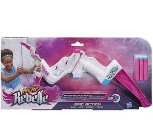Nerf Rebelle Epic Action bow £3.75 The Entertainer Leeds city centre (others online)