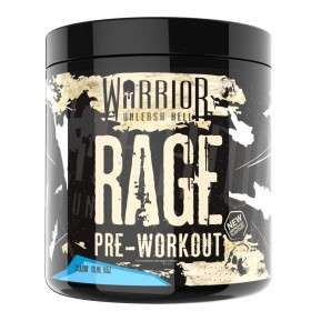 Warrior rage pre workout £19.99 + £2.99 del @ Body Building Warehouse