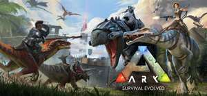 Play ARK: Survival Evolved - Free [PC/Steam] - 06/11 - 11/11