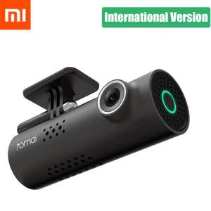 Xiaomi  Smart Wireless Dash Camera 1080P Full HD Camera £22.66 @ JoyBuy