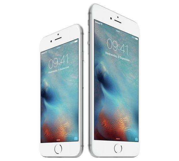 New iPhone 6s plus 32gb all colours @ Argos