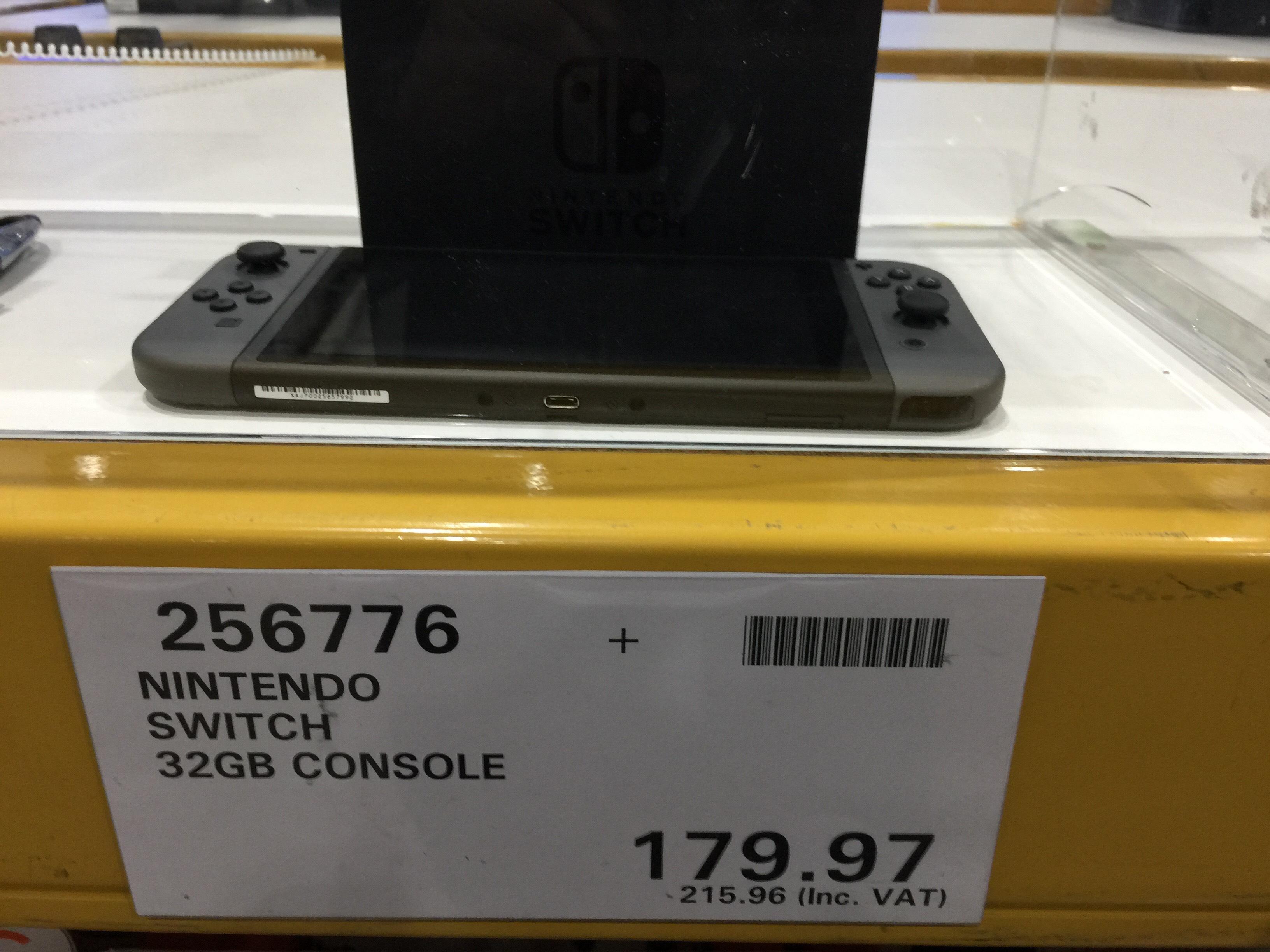 nintendo switch promotion