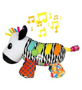 Boots, baby clearance  75% off selected Lamaze toys.  From £3.75.  Cosimo concerto £7 - free c &c to store